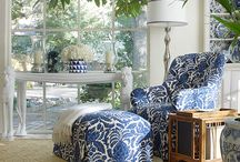 Blue and White Beauty / by Blue  Creek Home Rhonda