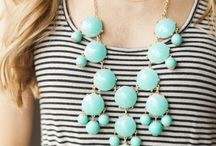 Bubble Necklace / by Ciao Bella Styles