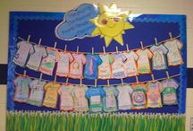 Displaying Student Work / by Shelley Gray {Teaching in the Early Years}