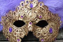 Masquerade  / by Shelby Fryrear