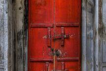 doors / by Gita Karman