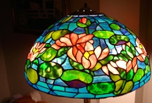 Tiffany Lamps / by Patricia Parker
