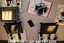 Organizing Multiple iPads in the Classroom / by Angelina Moehlmann