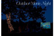 Outdoor Movie night. / by Laura Vasquez