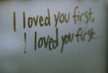 Love / by Bridgette Hylton