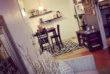 Apartment Living  / by Samantha Darnell