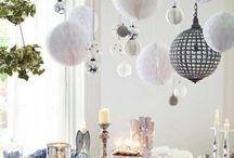 Christmas decoration  / by Daniela Solano