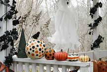 Halloween Decor / by Reasons To Skip The Housework