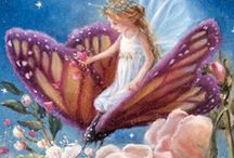 Fairies 4 / by Alison Hayes