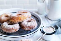 cinnamon sugar donut / by Corinne Gaudet