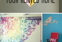 Apartment Ideas / by Sydney Anderson