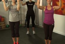 Arm workout video / by Gina Arcuri