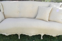 Sofas / Sofa and upholstery ideas / by I Restore Stuff /Sharon