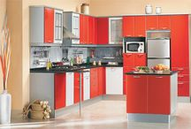 Modular Kitchen / Modular Kitchen, Kitchen is an important area at any house for all the family members, as there is no one can live without eating delicious meals. Having an elegant and stylish kitchen helps you to spend interesting time in your kitchen without feeling boring. Modular kitchen is a simple, tidy and clean kitchen design. / by kitchen designs 2014 - kitchen ideas 2014 .