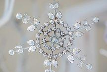 Winter Decorations! / by Sylvia J. Heard