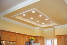 Kitchen Lighting Ideas / by DIY Home Remodel