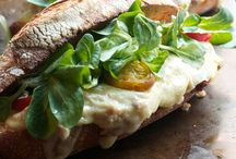 Sandwiches! / by Samantha Barnett