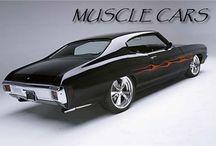 Muscle Cars/Collectors Dreams... / by DeBi O'Campo