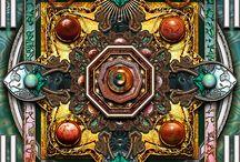 Mandalas / by Phyllis Montour