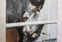 Art i <3 / by Anjelica Henry