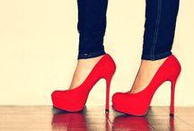 I <3 Shoes / by Angela