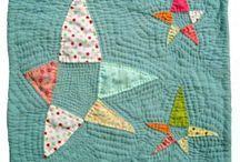 Fabric Fiber Textile Art / by Lisa Estill