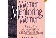 women's ministry ideas / by Marcy Drake