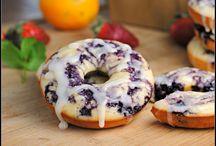 Doughnuts/Donuts / by Rachel Cooks | Rachel Gurk