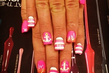Pretty Nails / by Megan Sanchez