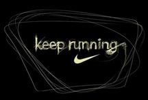 running / by Lauren Battershell