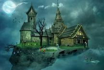 Fantasy / Fantasy Pictures / by Virginia Hale