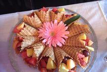 Summer fruity desserts / by Adrienne Dickson