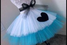 tutu dress ideas / by Marqueta Varner