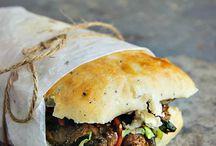 Sammies / Sandwiches and Quesadillas / by Micha M.