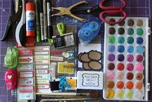 Art Journaling is a must.. / by Nadine Magruder-Moen
