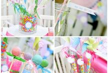 pinwheel party / by Fancy That