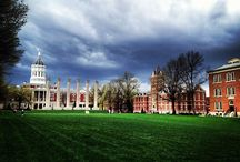 I miss college. / by Jessica Davis