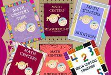 For School - Math / Teaching Math / by Melissa Gutierrez