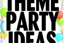 Get Ready, set... Party!!! / by Veronica Eugenia Torres Garcia