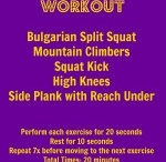No-Equipment Needed Workouts / by Nutritious Eats