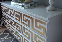 furniture makeovers / by Jamie Powers