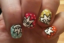 Nails and Make-up / by Shayla Dye