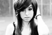 Christina Grimmie / by Megan Hubany