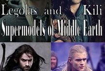 The Hobbit & The Lord of the Rings / Now that's what I'm Tolkien about... / by Karina Palmer