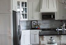 kitchen remodel / by Ree Belhumeur