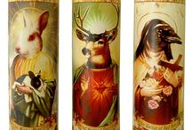 saints / by Hillery Crawford