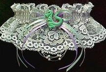 Teen Fashion Accessories / A shining display of individuality. Garters for Prom, Fashion, or just for fun!  / by garters.com