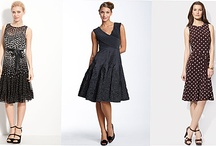 Sleeveless Full Dresses / by FashionAde