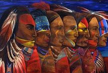 Native American Art (2) / by Beth Donock