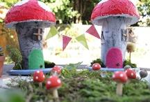 Fairy garden / by Kristina W